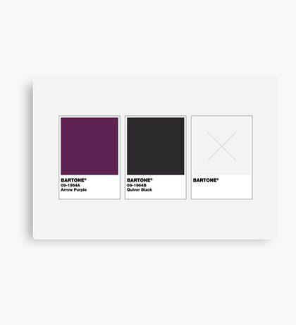 The Colorists - BARTONE Canvas Print