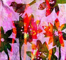 """Candy Flowers by Belinda """"BillyLee"""" NYE (Printmaker)"""