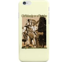 Welcome to London iPhone Case/Skin