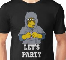 Bill Lets Party Unisex T-Shirt