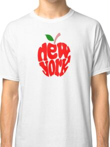 Big Apple New York Classic T-Shirt