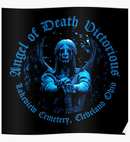 Angel of Death Victorious Poster