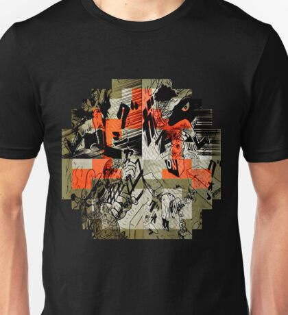 Super Famicom Retro Art Unisex T-Shirt