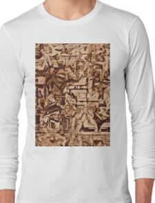 i love abstract Long Sleeve T-Shirt