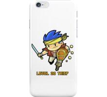 Level 20 Thief iPhone Case/Skin