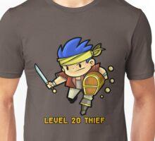 Level 20 Thief Unisex T-Shirt