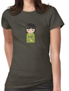 Yoso Girl - Mokuzai Womens Fitted T-Shirt