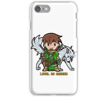 Level 20 Ranger iPhone Case/Skin