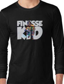 Young Kodak the Finesse Kid- Kodak Black Long Sleeve T-Shirt