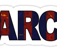 Barca Sticker