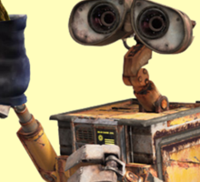 Wall-E ARE GROOT Sticker
