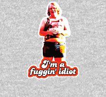 Scotty J. Fuggin Idiot Design Unisex T-Shirt