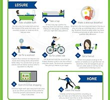 An Infographic on 20 Things To Do With Your Extra Hour from Tempur by Infographics