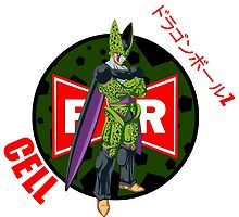 CELL KANJI by popcultchart