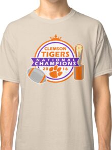 Clemson Tigers National Champions Classic T-Shirt