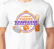 Clemson Tigers National Champions Unisex T-Shirt
