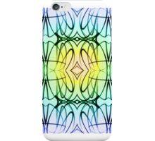 Abstract Rainbow II iPhone Case/Skin