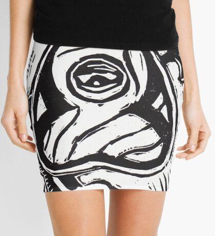 The Spirit See Mini Skirt