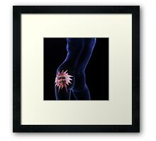 Contrarian 2 Framed Print