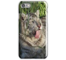 Tigers Are So Elegant iPhone Case/Skin