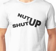 Zombieland - Nut Up Or Shut Up Unisex T-Shirt