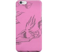 for fastidious fatique iPhone Case/Skin