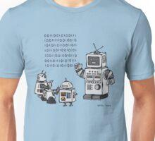 White Noise Unisex T-Shirt