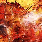 Dante's Vision (Stoney Creek Jasper) by Stephanie Bateman-Graham