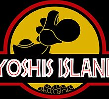 YOSHIS ISLAND by popcultchart