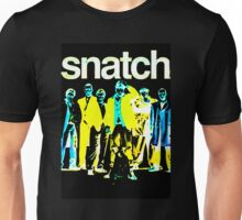 Inverted Snatch Poster Unisex T-Shirt