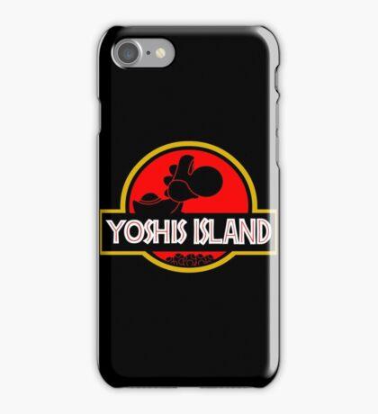 YOSHIS ISLAND V2 iPhone Case/Skin
