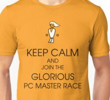 PC gaming master race Unisex T-Shirt