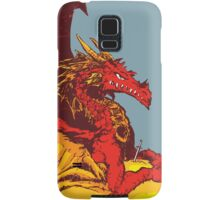 Ancient Red Dragon Samsung Galaxy Case/Skin
