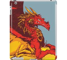 Ancient Red Dragon iPad Case/Skin
