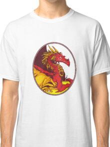 Ancient Red Dragon Classic T-Shirt