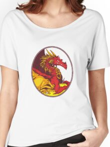 Ancient Red Dragon Women's Relaxed Fit T-Shirt