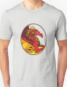 Ancient Red Dragon T-Shirt