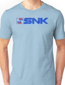 SNK (Distressed Logo) Unisex T-Shirt