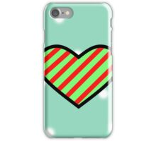 Christmas Ribbon iPhone Case/Skin