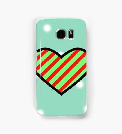 Christmas Ribbon Samsung Galaxy Case/Skin
