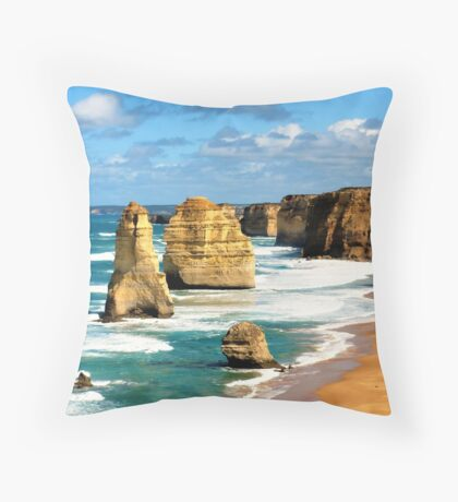 The Apostles  Throw Pillow