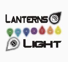 LANTERNS LIGHT V2 T-Shirt