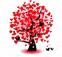 valentines day love soul mate romance by druidwolfart