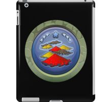 Glitch Achievement spice examiner iPad Case/Skin