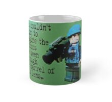 Dispatches from the frontline by Tim Constable Mug