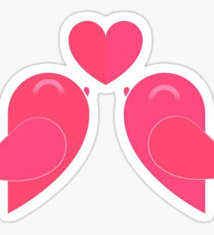 Valentine`s Day Sticker Sticker