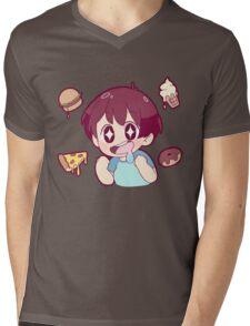 Yummy! Mens V-Neck T-Shirt