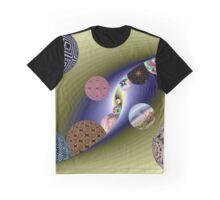 Tunnel Ball Graphic T-Shirt