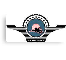 US Air Force Canvas Print