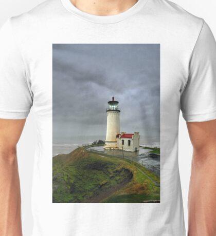North Head Lighthouse, Washington State Unisex T-Shirt